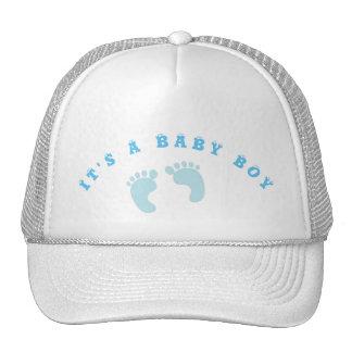 Es un casquillo del bebé gorros bordados