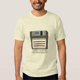 Es un disco blando… camiseta
