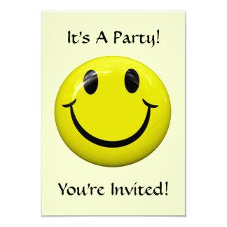 ¡Es un fiesta! Invitación Invitación 8,9 X 12,7 Cm