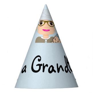 Es un gorra del fiesta de Grandboy