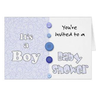 Es un muchacho que le invitan a una fiesta de bien tarjeta de felicitación