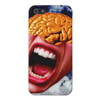 ¡Es un mundo enojado! iPhone 5 Funda