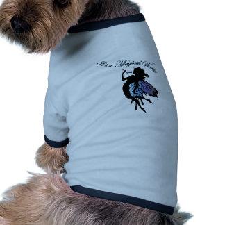 Es un mundo mágico ropa de perros