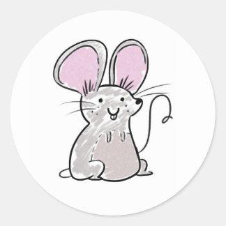 ¡Es un ratón! Pegatina