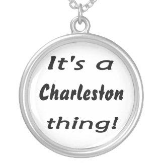 ¡Es una cosa de Charleston! Joyerías