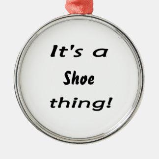 ¡Es una cosa del zapato Ornamentos De Reyes Magos