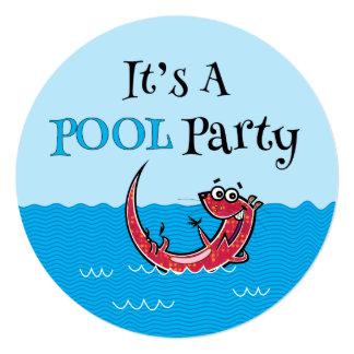 Es una fiesta en la piscina con las nutrias comunicado personal