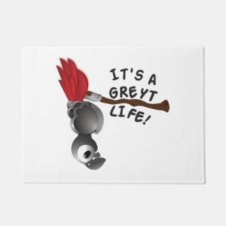 ¡Es una vida de Greyt!