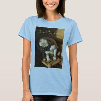 Es una vida de los barros amasados… camiseta