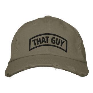 : Esa gorra de béisbol apenada personalizado del