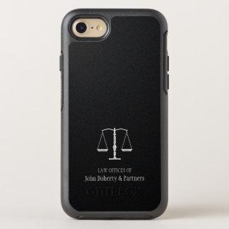 Escalas de la asesoría jurídica el | de la funda OtterBox symmetry para iPhone 8/7