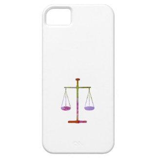 Escalas de la justicia funda para iPhone SE/5/5s