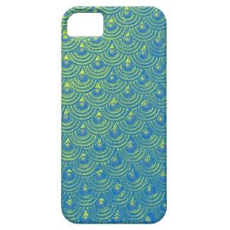 Escalas de la sirena funda para iPhone SE/5/5s