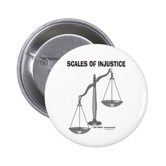 Escalas de los chistes antis del abogado de la inj chapa redonda 5 cm