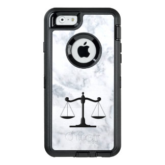 Escalas en el mármol funda OtterBox defender para iPhone 6