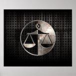 Escalas rugosas de la justicia poster