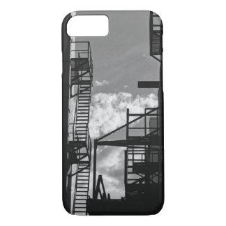Escaleras del callejón de Denver Funda iPhone 7