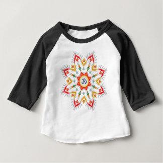 """""""Escamas de Sn'owm del bebé """" Camiseta De Bebé"""