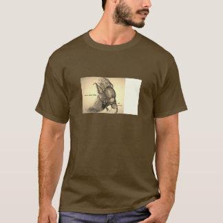 Escarabajo de estiércol inmortal camiseta