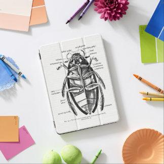 Escarabajo del limpiador de Hydrophilidae de la Cubierta De iPad Air
