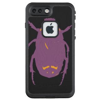 Escarabajo Iphone del caso