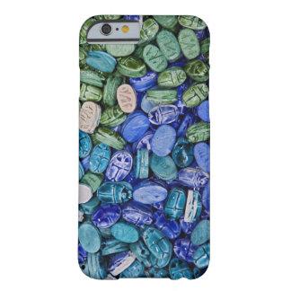 Escarabajos del escarabajo del alabastro, EL Funda De iPhone 6 Barely There