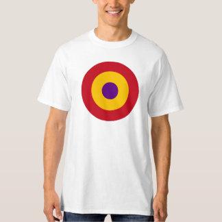 Escarapela de la República Española Camisas