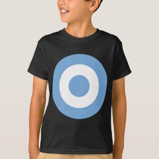 Escarapela la Argentina - Roundel de la Argentina Camiseta