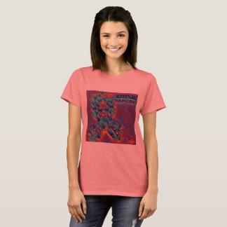 Escasez suprarrenal camiseta