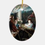 Escena/Belén del pesebre Adorno De Reyes