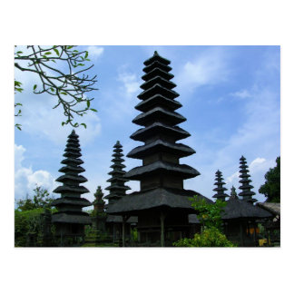 Escena de Bali Postal