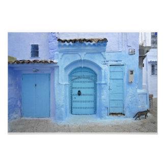 Escena de la calle, Chefchaouen (Marruecos) Fotos