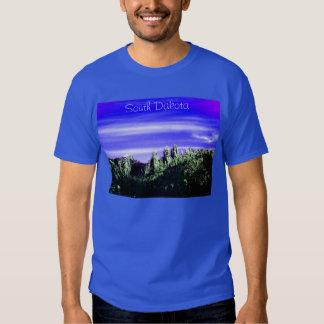 Escena de la púrpura de Dakota del Sur Camisas