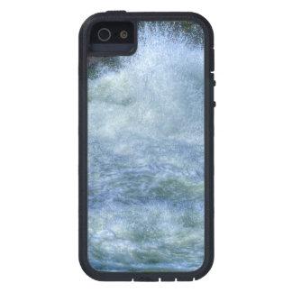 Escena de precipitación de la naturaleza del río d iPhone 5 carcasas