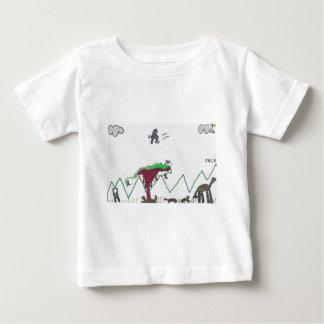 Escena del safari de Jack Camiseta