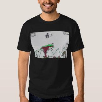 Escena del safari de Jack Camisetas