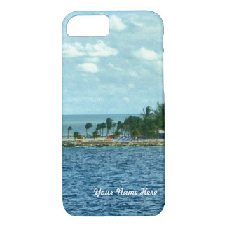 Escena tropical funda iPhone 7
