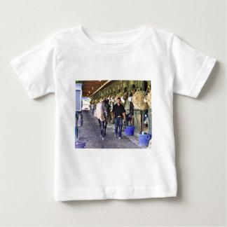 Escenas de Saratoga Camiseta De Bebé
