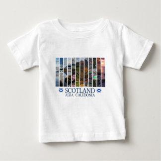 Escocia - Alba - Caledonia Camiseta De Bebé