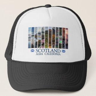 Escocia - Alba - Caledonia Gorra De Camionero