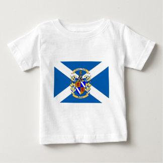 Escocia Camiseta De Bebé