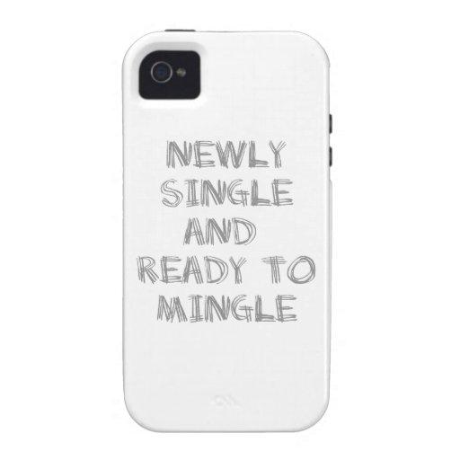 Escoja y aliste nuevamente para mezclar - 1 - gris iPhone 4 carcasa