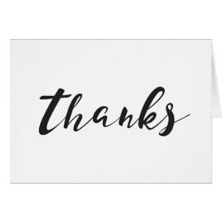 Esconda le agradecen cardar tarjeta de felicitación