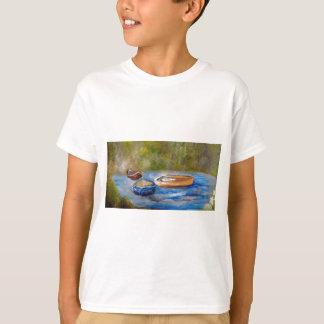 Escondrijo del escondite camiseta
