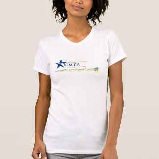 Escote redondo CMTA 2012 de la camiseta de las