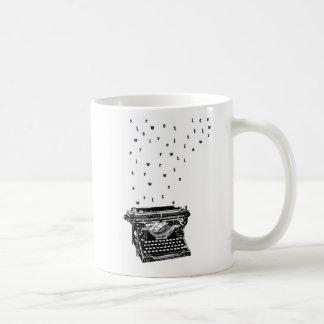 Escriba la taza