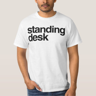 Escritorio derecho camiseta
