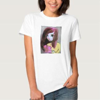 Escritura de Natasha Camiseta