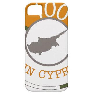 ESCUDO 100% DE CHIPRE FUNDA PARA iPhone SE/5/5s