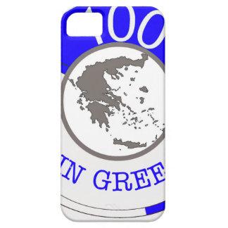 ESCUDO 100% DE GRECIA FUNDA PARA iPhone SE/5/5s